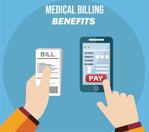 medical billing benefits